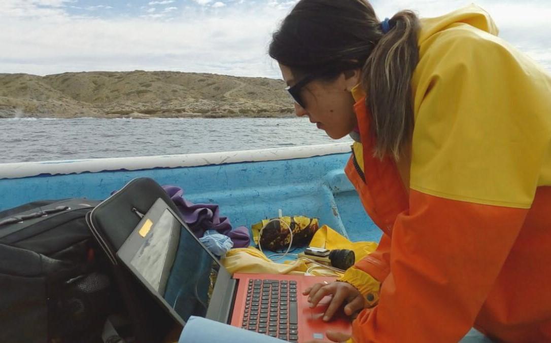 Científicas mexicanas involucradas en monitoreo oceanográfico